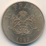 Монако, 10 франков (1982 г.)