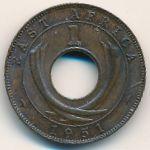 Восточная Африка, 1 цент (1951 г.)