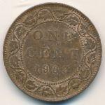 Канада, 1 цент (1903 г.)