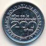 Венесуэла, 25 сентимо (2010 г.)