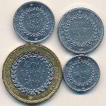 Камбоджа, Набор монет (1994 г.)