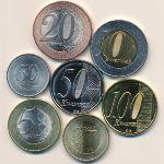 Ангола, Набор монет