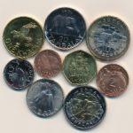 Малави, Набор монет