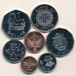 Соломоновы острова, Набор монет