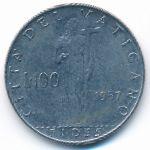 Ватикан, 100 лир (1957 г.)