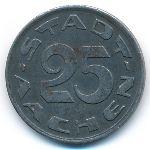 Ахен., 25 пфеннигов (1920 г.)