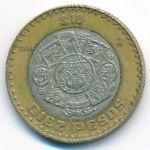 Мексика, 10 песо (2004 г.)