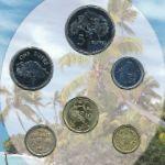 Сейшелы, Набор монет