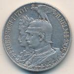 Пруссия, 2 марки (1901 г.)