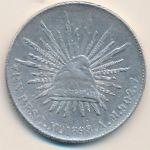 Мексика, 1 песо (1898 г.)