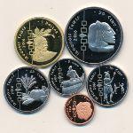 Ирокезы, Набор монет (2016 г.)