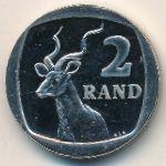 ЮАР, 2 рэнда (1993 г.)