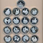 Коллекции, Набор монет (2006 г.)