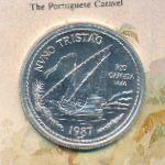 Португалия, 100 эскудо (1987 г.)