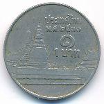 Таиланд, 1 бат (1988 г.)