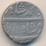 Бомбей, 1 рупия