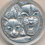 Ниуэ, 1 доллар (2015 г.)