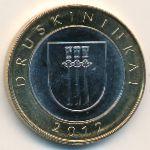 Литва, 2 лита (2012 г.)