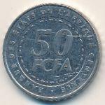 Центральная Африка, 50 франков (2006 г.)