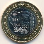 Гвинея, 6000 франков КФА (2003 г.)