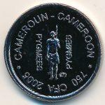 Камерун, 750 франков КФА (2005 г.)