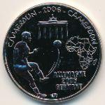 Камерун, 1500 франков КФА (2006 г.)