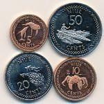 Ниуэ, Набор монет (2009 г.)