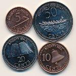 Острова Питкэрн, Набор монет (2009 г.)