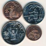 Токелау, Набор монет (2012 г.)