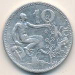Чехословакия, 10 крон (1932 г.)