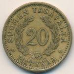 Финляндия, 20 марок (1938 г.)