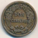 Перу, 2 сентаво (1864 г.)