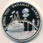 Багамские острова, 2 доллара (1994 г.)