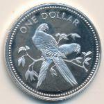 Белиз, 1 доллар (1977 г.)