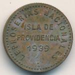 Венесуэла, 0,05 боливара (1939 г.)