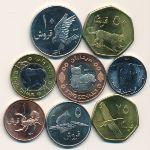 Палестина, Набор монет (2010 г.)