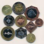 Кабинда, Набор монет (2008 г.)