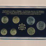 Сербия, Набор монет (2009 г.)