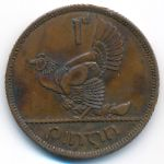 Ирландия, 1 пенни (1941 г.)
