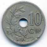 Бельгия, 10 сентим (1904–1905 г.)