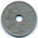 Бельгия, 25 сентим (1922 г.)