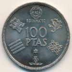 Испания, 100 песет (1980 г.)