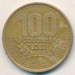 Коста-Рика, 100 колон (1995 г.)