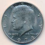 США, 1/2 доллара (1974 г.)
