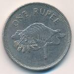 Сейшелы, 1 рупия (1982 г.)