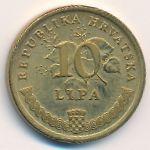 Хорватия, 10 лип (1997 г.)
