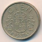Испания, 100 песет (1982–1983 г.)