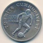 Турция, 100 лир (1982 г.)