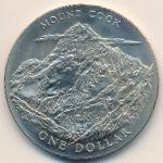 Новая Зеландия, 1 доллар (1970 г.)