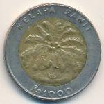 Индонезия, 1000 рупий (1996 г.)